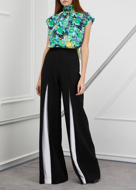PradaPrinted blouse