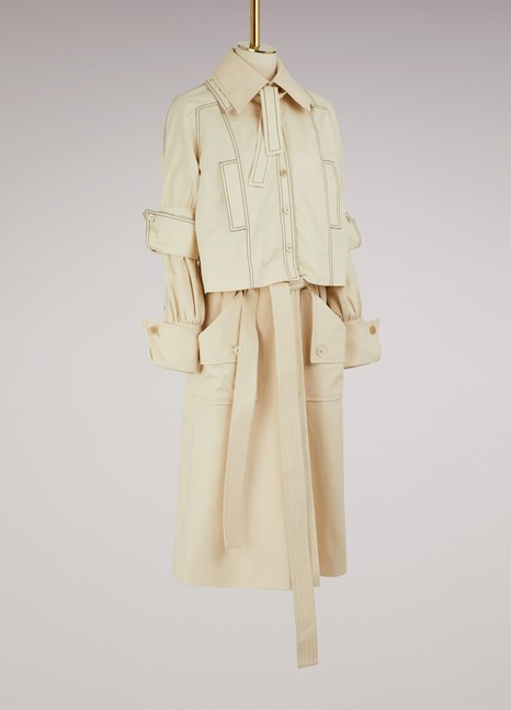 JW Anderson Double trench