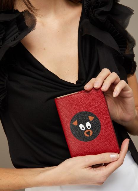 MoynatPorte-Passeport Mosaïque en marqueterie