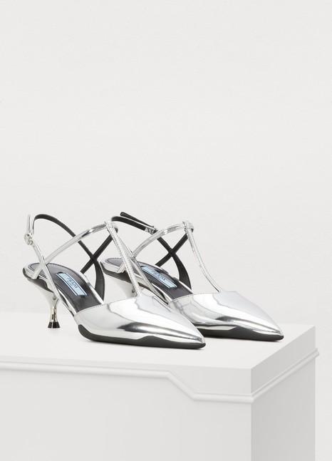 PradaLarge heels sandals