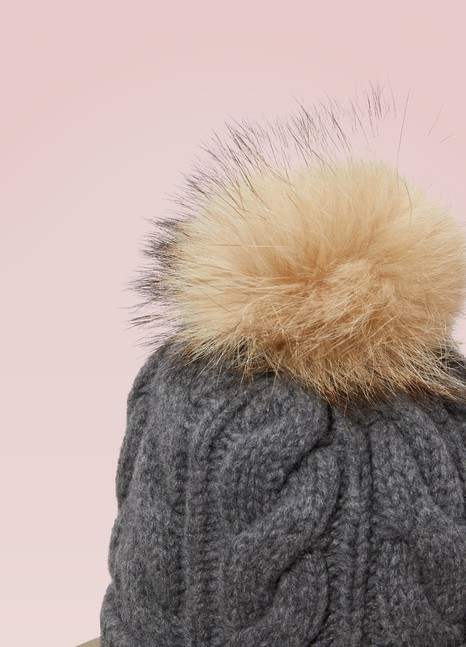 Moncler Grenoble Wool and cashmere hat