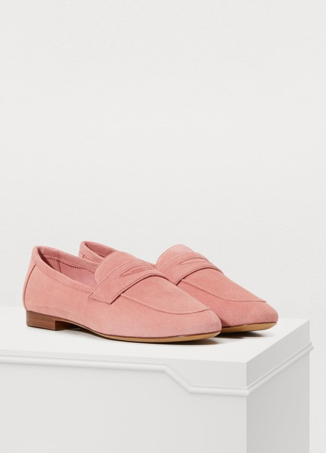 Mansur GavrielLeather loafers