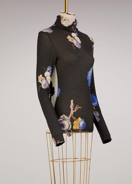 Acne StudiosWool Cléo turtleneck sweater