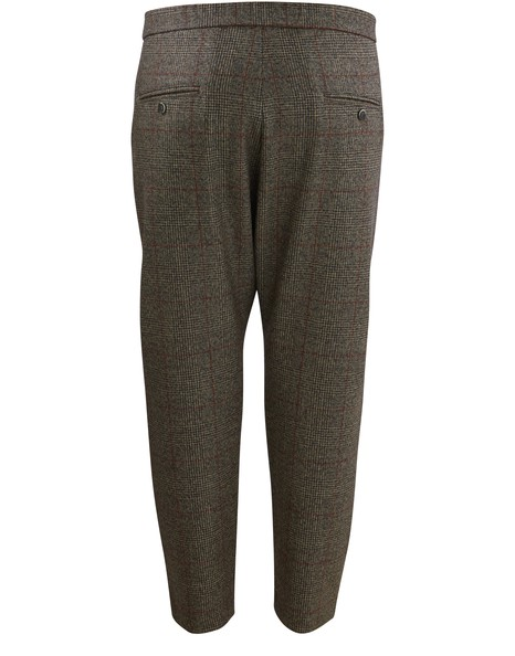 BARENA VENEZIA Checked trousers