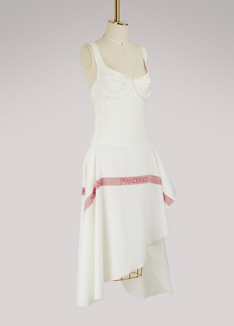 JW AndersonLinen dress