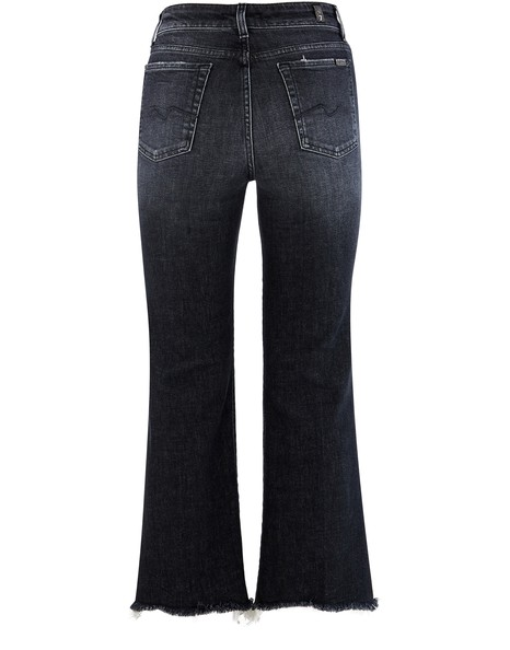 7 FOR ALL MANKINDVintage Cropped Corduroy Jeans