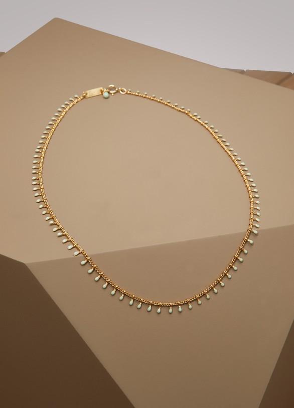 Isabel MarantCollier avec perles