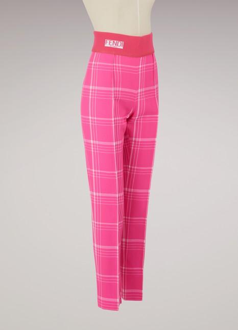 FendiStraight-cut pants
