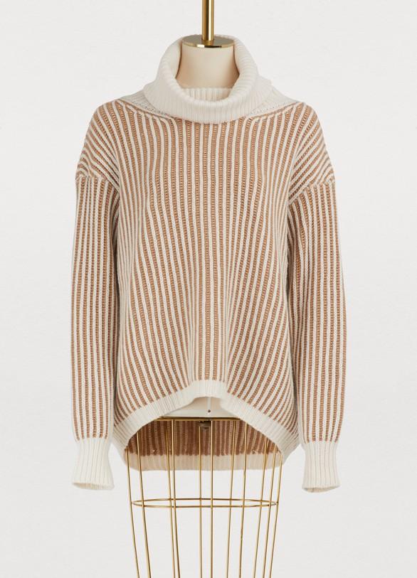Turtleneck sweater Maison Ullens Cheap Sale Sast Outlet Countdown Package 8F3qTA