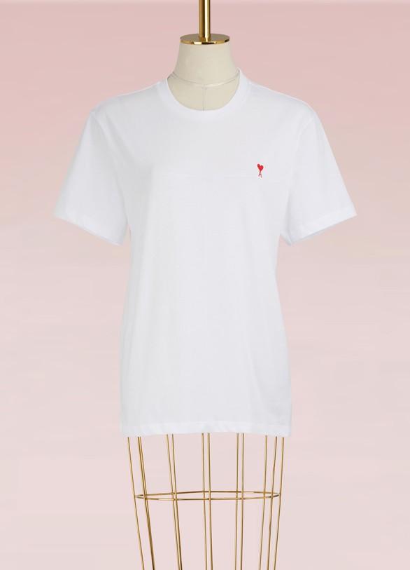 AmiT-shirt logo en coton