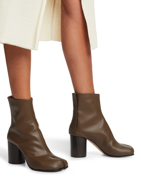 MAISON MARGIELATabi ankle boots