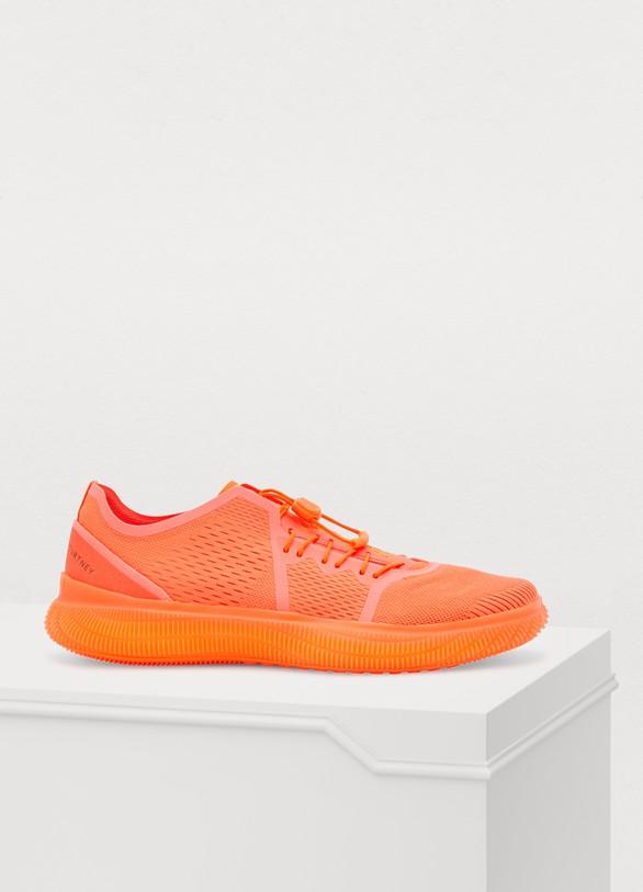 basket adidas femmes pure boost
