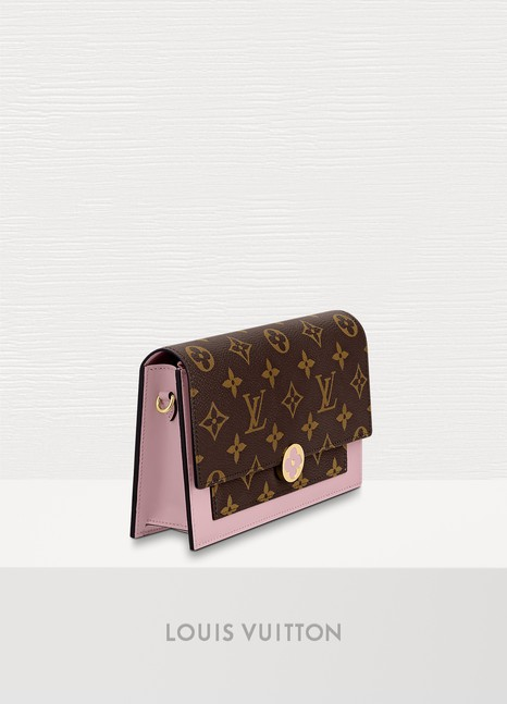 Louis VuittonPortefeuille Chaîne Flore