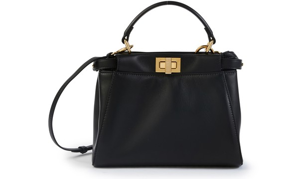 Peekaboo Min Handbag by Fendi