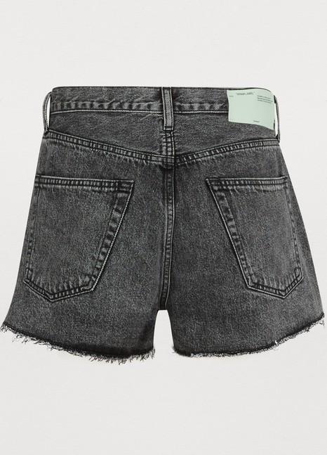 OFF-WHITEDenim shorts