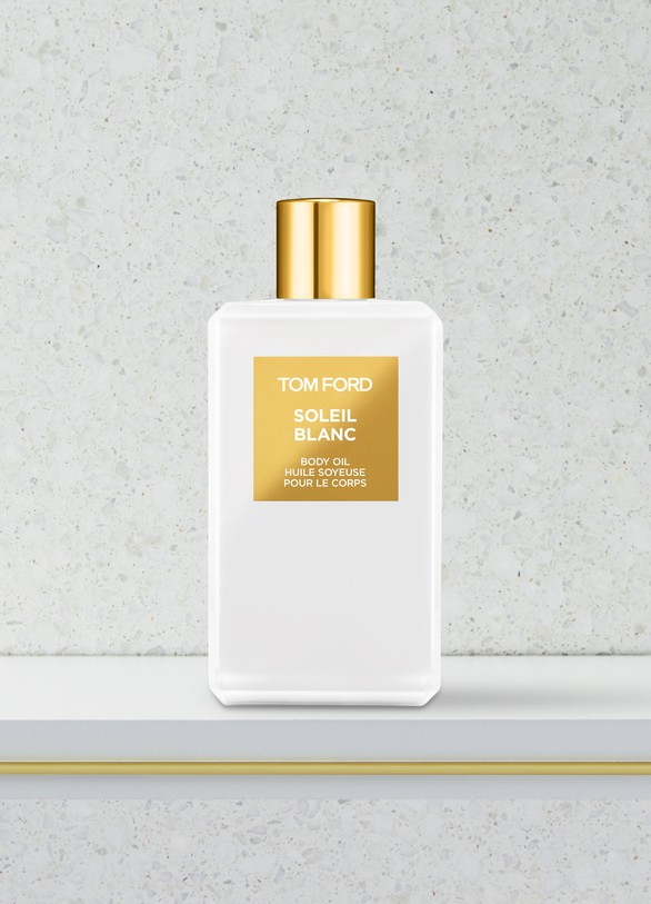 TOM FORD Huile Soyeuse pour le Corps Soleil Blanc 250 ml