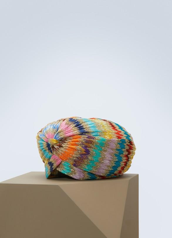 MissoniZig Zag turban