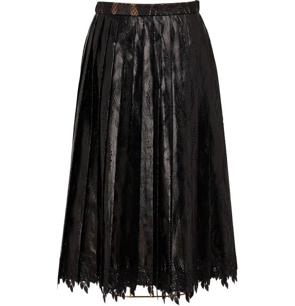 MARCO DE VINCENZOPleated skirt