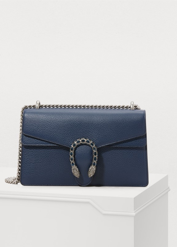 7b1cc581036d Gucci. Dionysus leather shoulder bag