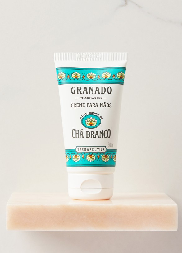 GRANADOCrème pour les mains thé blanc 50 ml