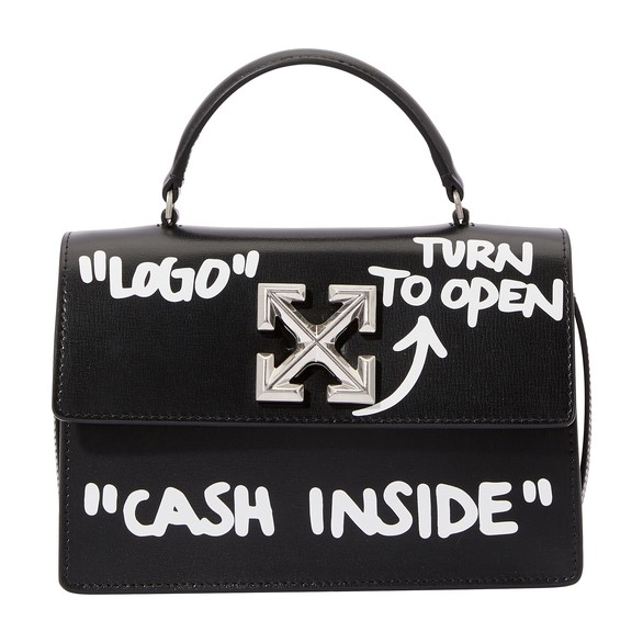 OFF-WHITE Jitney 1.4 Cash Inside shoulder bag