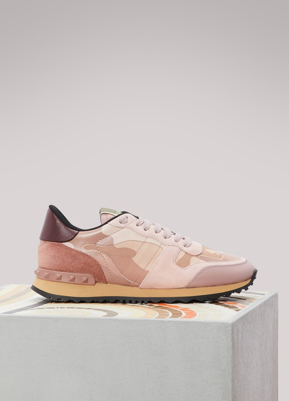 Valentino Camouflage snseakers