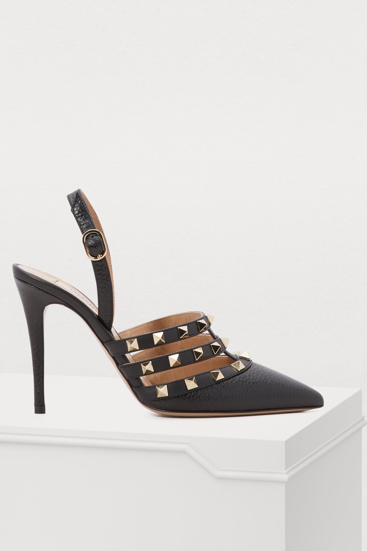VALENTINO | Valentino Gavarani High-Heeled Sandals | Goxip