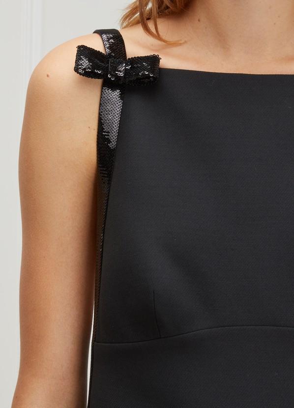 29eccceff2a ... Miu Miu Wool and silk mini dress ...
