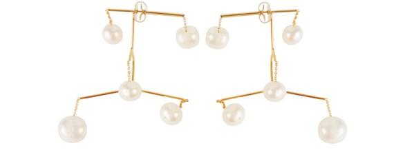 ANISSA KERMICHEKinetic earrings