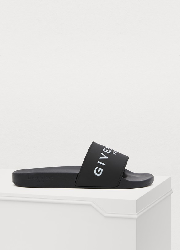 66461dbaaa86 Women s Givenchy Paris Slide sandals