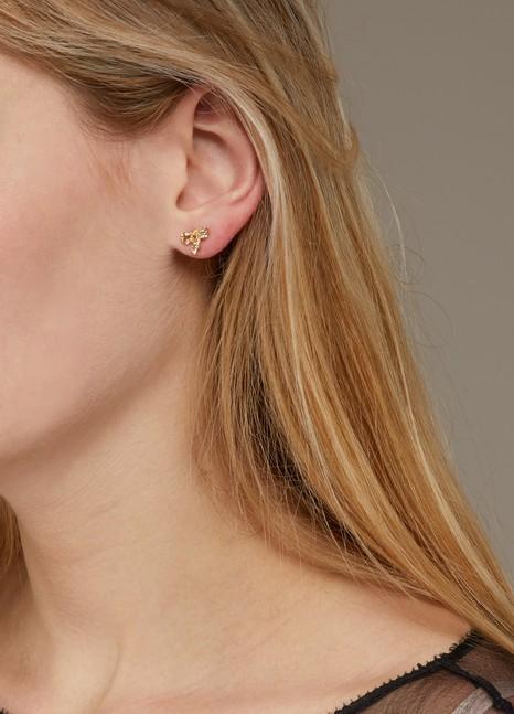MARC JACOBSBoucles d'oreilles noeud