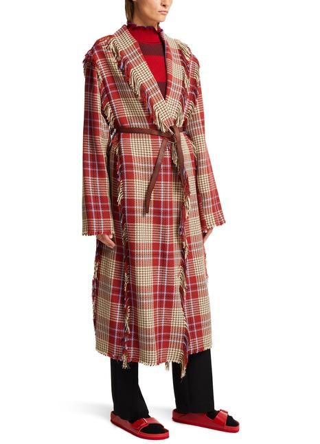 FORTE_FORTEFringed coat