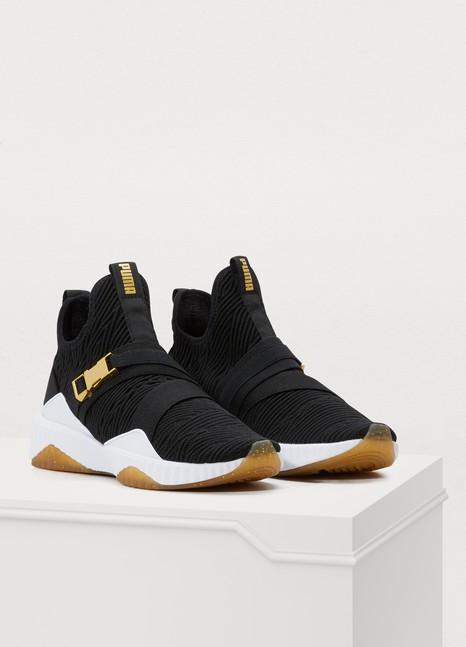 PumaDefy high-top sneakers