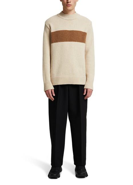 UNIVERSAL WORKSRound-necked jumper