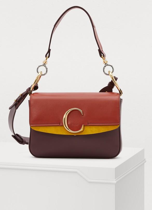 ChloéLimited edition - Chloe C shoulder bag