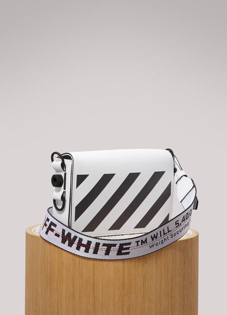 Off WhitePetit sac porté épaule Diag Square