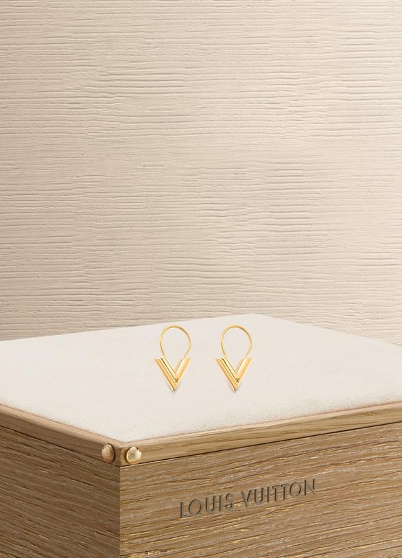 Louis VuittonBoucles d'oreilles EssentialV