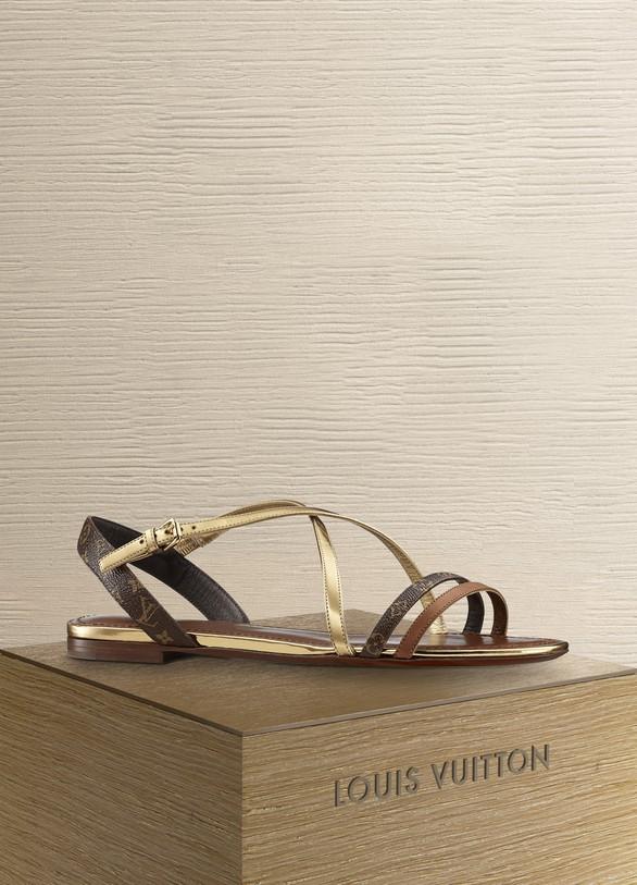 3bf1dbe93e1b Louis Vuitton Landscape Sandal ...