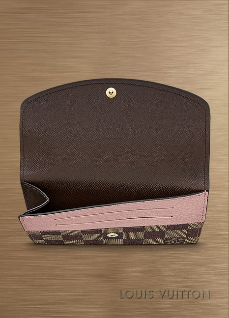 Louis Vuitton Portefeuille Normandy Compact