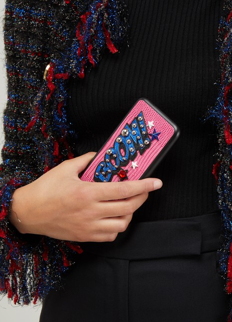 Dolce & Gabbana iPhone X cover