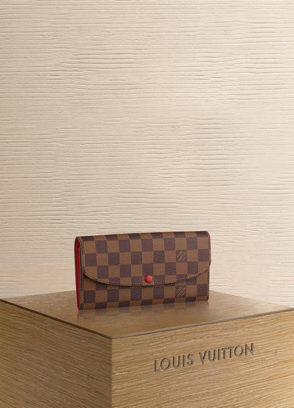 Louis VuittonPortefeuille Emilie