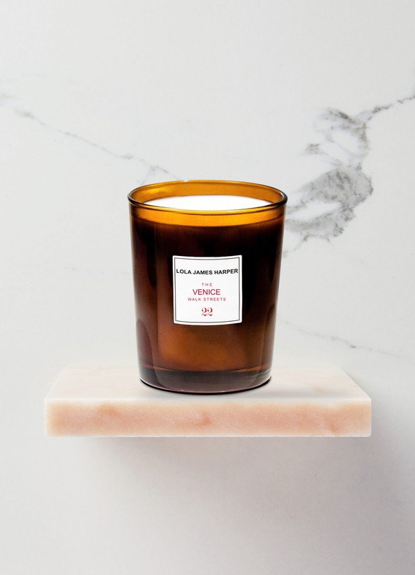 Lola James Harper The Venice Walk Streets candle  190 g