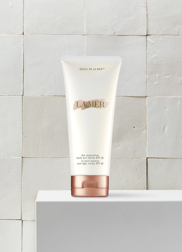 LA MERLe Soin Solaire Anti-Âge Corps SPF31 200 ml