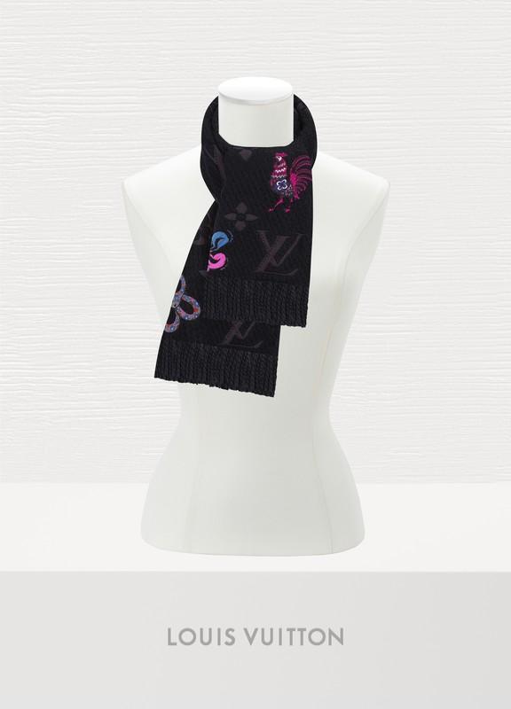 Écharpes et foulards Louis Vuitton femme   24 Sèvres 51bc31432ff