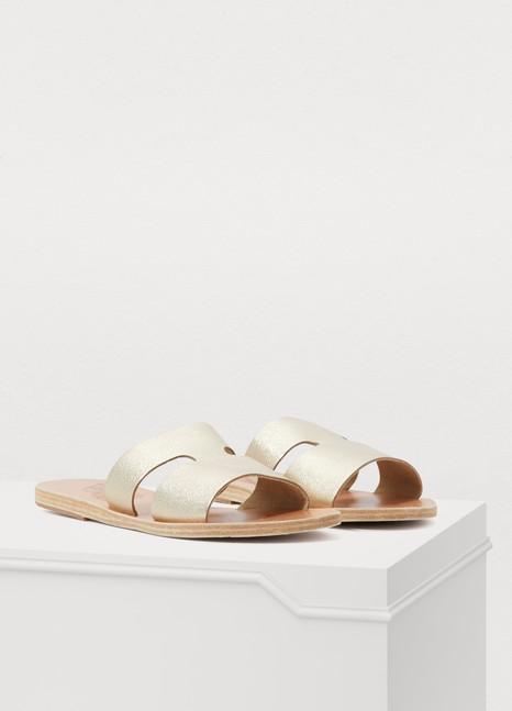 Ancient Greek SandalsApteros sandals