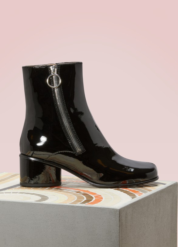 Marc JacobsCrawford Double Zip Ankle Boots