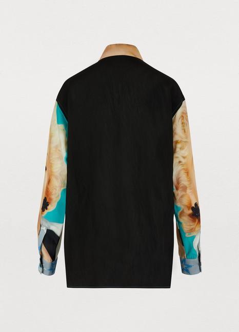 LOEWEPrinted Marilyn shirt