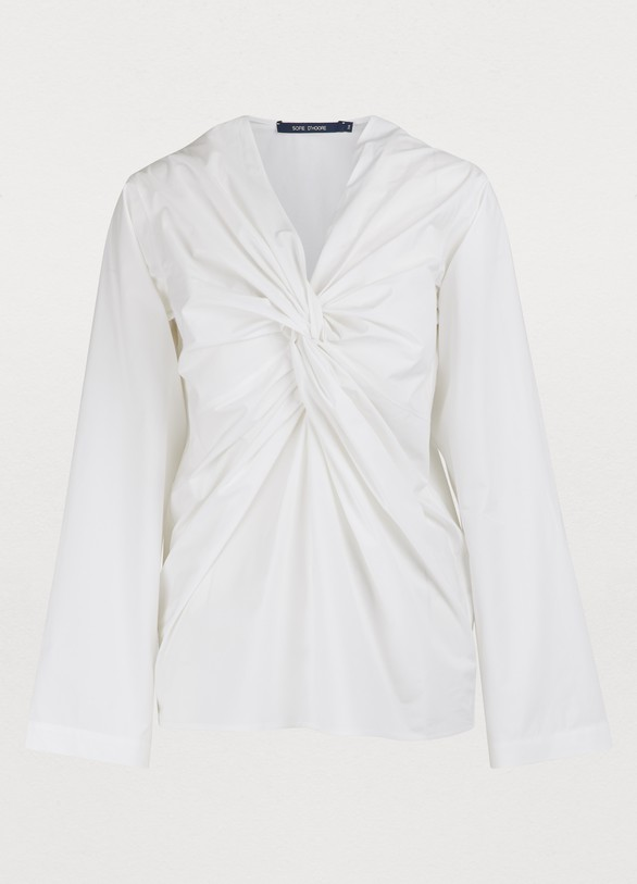 193bd35a999b6 Sofie d Hoore Breeze blouse