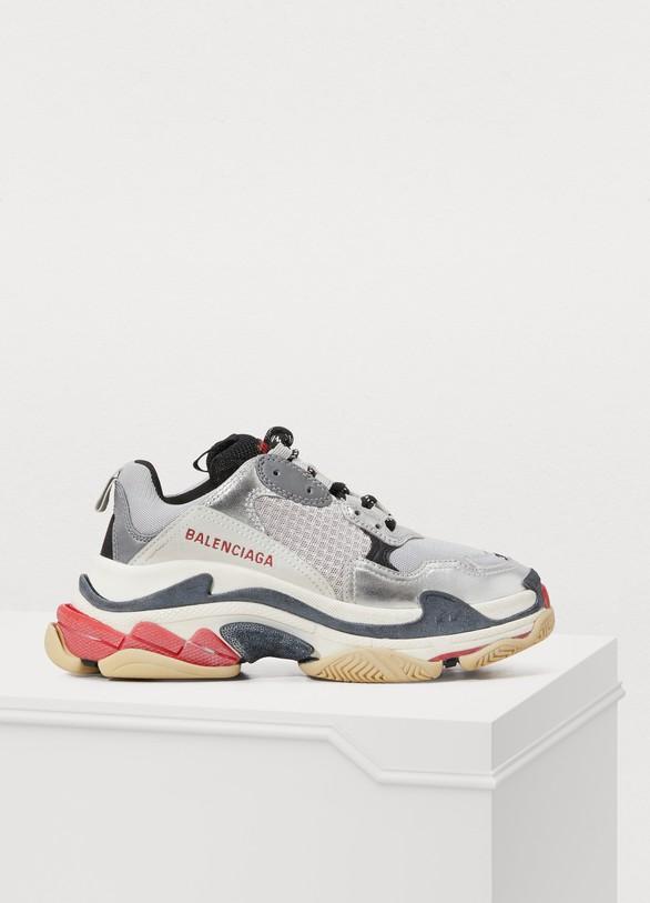 énorme réduction 7d02c 02ae1 Women's Triple S sneakers   Balenciaga   24S   24S