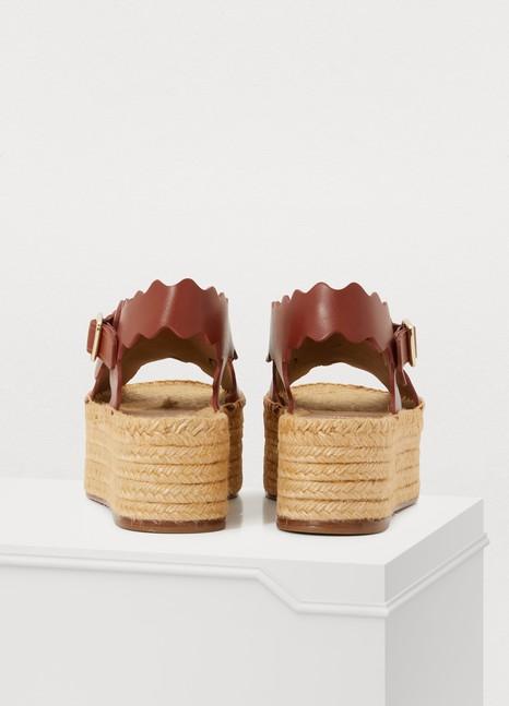 ChloéLauren sandals